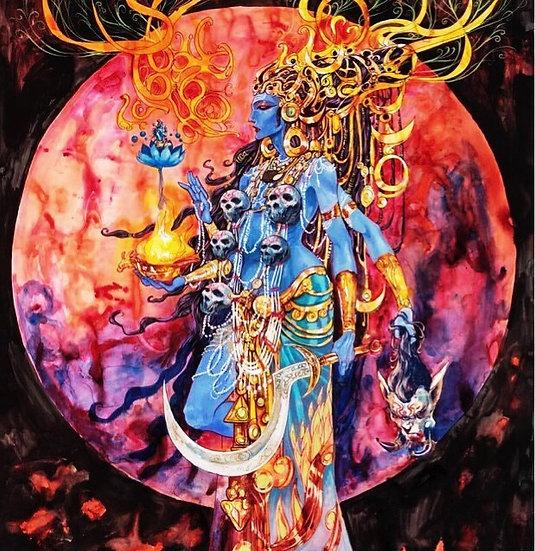 Kali Ma New Moon Empowerment ~