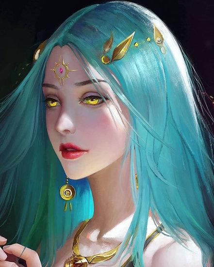 Princess K ~ Crystallus Elf