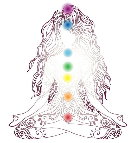 High Vibrational Chakra & Auric Field Healing