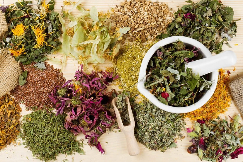 Etheric Herbal Infusions ~