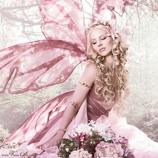 Fairies of the Roses Empowerment ~