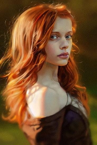 K ~ Autumn Elf