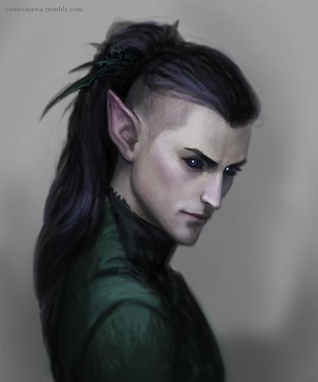 T ~ Lunar Elf