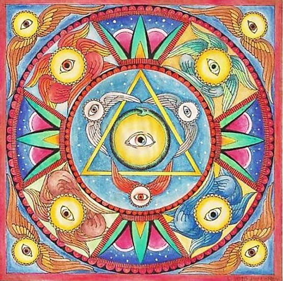 The 4th Eye Activation  ~
