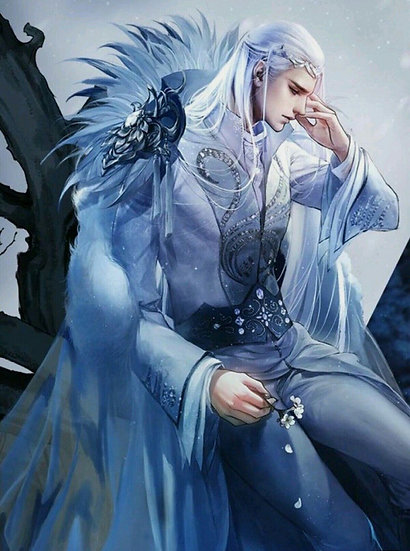 Frost Faery Prince