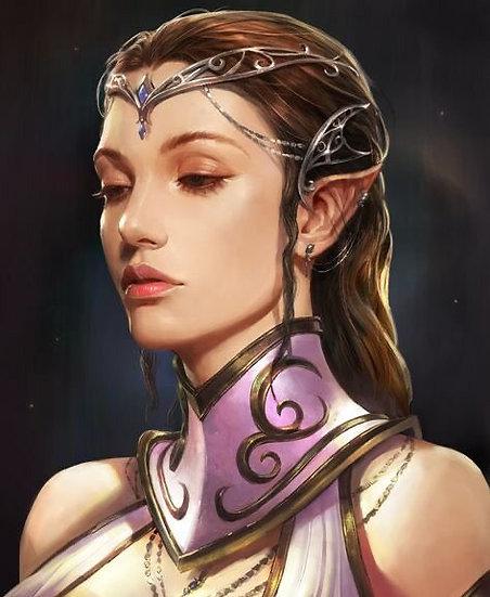 Princess A ~ High Elf