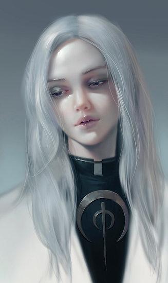 Female Pleiadian ~ Healer