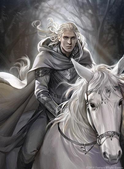Prince L ~ Winter Elf