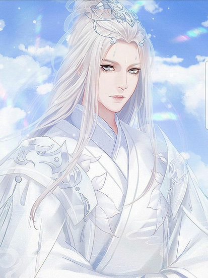 L ~ Elder Pleiadian ~ Male