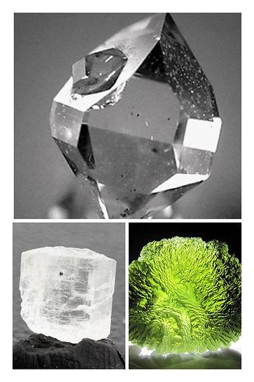 Etheric Crystal Attunement Bundle ~ Levels 1-3