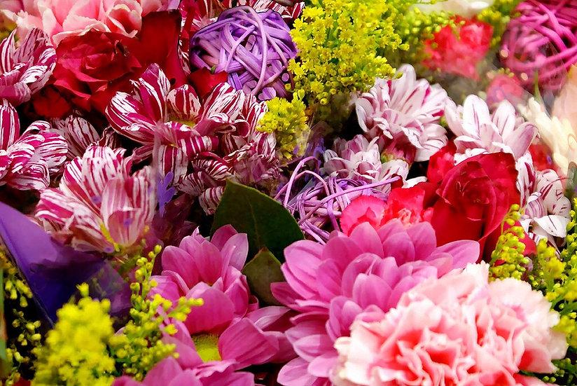 The Karmic Flowers Attunement ~