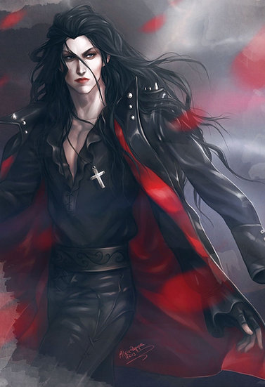 L ~ Elder Sanguine Vampire