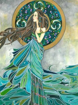 Sea Goddess Cliodna Healing System~ Sea Magick