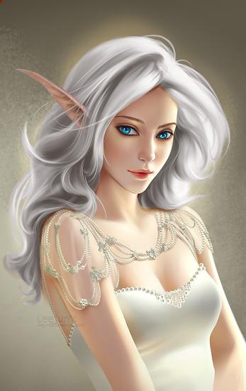 Princess A ~ Winter Elf