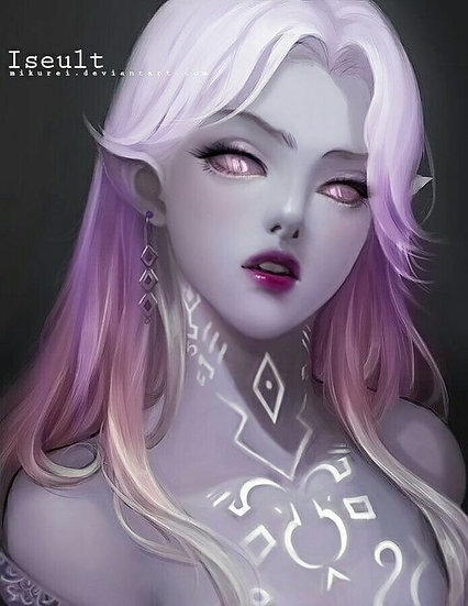 R ~ Crystallus Elf