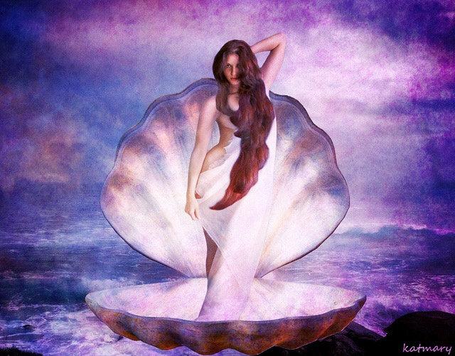 Aphrodite/Venus Goddess Empowerment ~