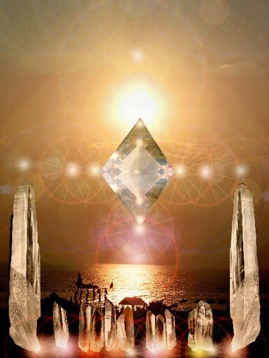 The Lemurian Seed Crystals 1-4 ~