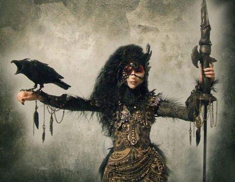 Raven Runelore Shamanic HealingSystem~