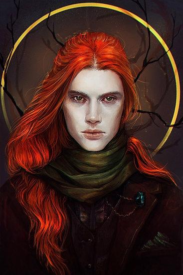 High Elf Vampire Hybrid King ~ Discernere Companion
