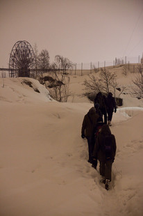 2010 Reality Research center: Urbania -the ultimate pilgrimage. Helsinki-version