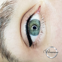 Top Eyeliner Tattoo