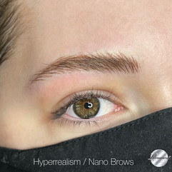 Hyperrealism / Nano Brows