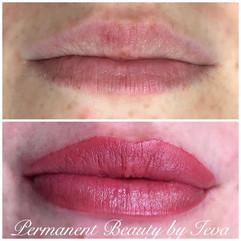 Lip Shading / Blush