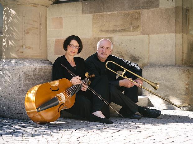 ecco la musica Stuttgart Barockmusik Hümmer Sprinz