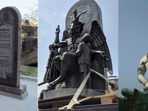"""The Truth Behind """"Satanic"""" Vandalism on Religious Buildings"""
