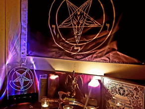 Satanic Altars: An Inside Look