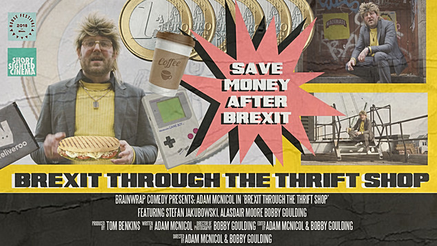 Brexit Through The Thrift Shop (Writer, Director & Editor)
