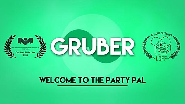 Gruber (Writer & VO)