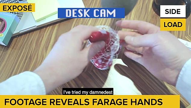 Side:Load Farage Hands (Writer & Editor))