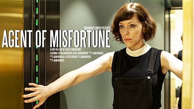 Agent of Misfortune (Writer, Director, Editor)