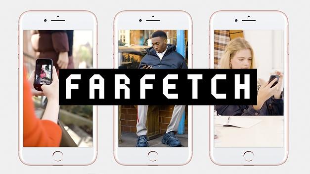 Farfetch App (Editor)