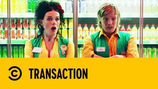 Comedy Central Transaction Promo (Editor)