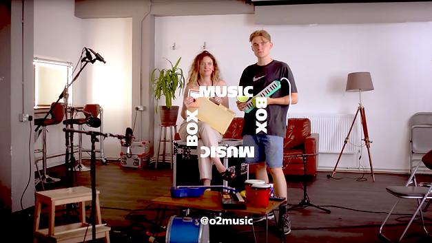 O2 Music Box (Editor)