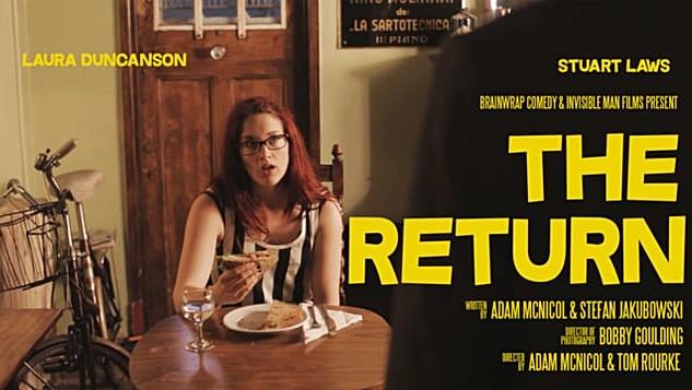 The Return (Writer, Director, Editor)