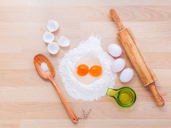 ลดผมร่วงด้วย ไข่แดง หรือ ไข่ขาว ?