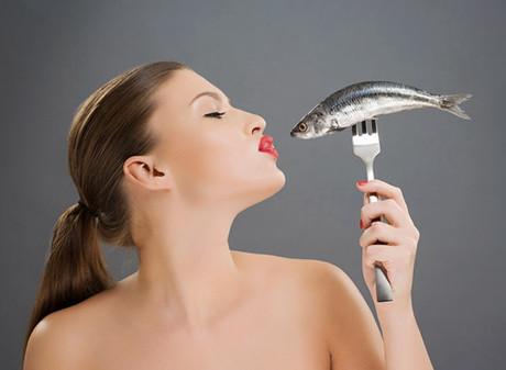 ปลา - กุญแจสำคัญ สู่ผิวสวย สุขภาพดี