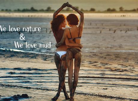 โคลนธรรมชาติช่วยบำบัดสุขภาพ และฟื้นบำรุงผิวสวย