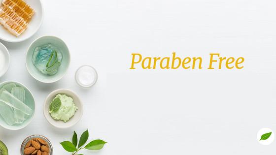 Parabens-free ในผลิตภัณฑ์บำรุงผิวสำคัญอย่างไร