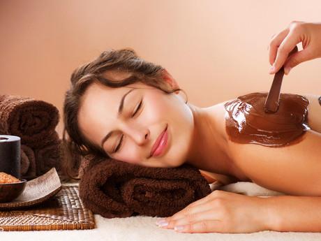 เผยผิวสวยอ่อนเยาว์ด้วยสครับช็อกโกแลต