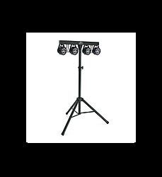 Alquiler de luces LED con trípode