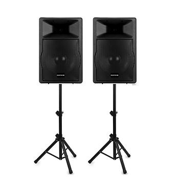 Alquiler de Pack Sonido Pro en Barcelona