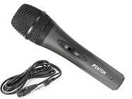 Micrófono de mano estándard