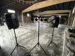 Alquiler sonido bodas