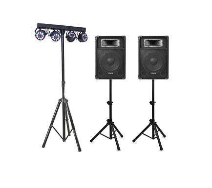 Pack Master para fiestas y celebraciones en Soundfy.