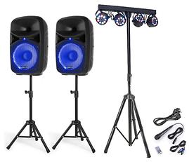 Packs y Ofertas de Soundfy, alquiler de equipos de sonido y accesorios al mejor precio en Barcelona y alrededores.