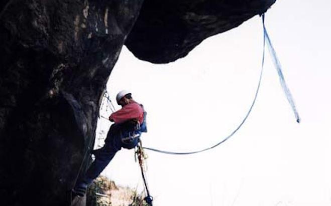 Uma homenagem ao montanhista Carlos Bernardo
